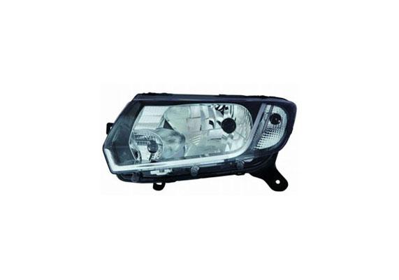 Optiques et phares SPILU 390065 (X1)
