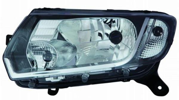 Optiques et phares SPILU 390066 (X1)