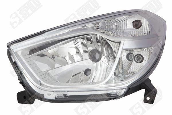 Optiques et phares SPILU 390108 (X1)