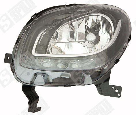 Optiques et phares SPILU 390506 (X1)
