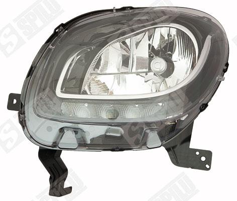Optiques et phares SPILU 390507 (X1)