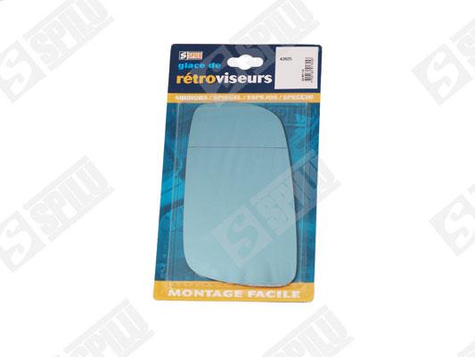 Glace de retroviseur exterieur SPILU 42625 (X1)