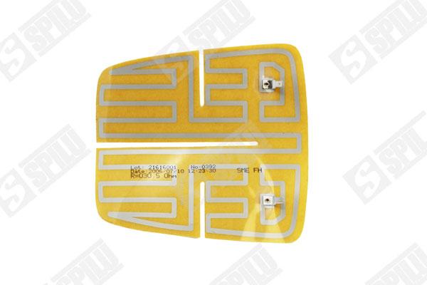 Autres pieces de prechauffage SPILU 45039 (X1)
