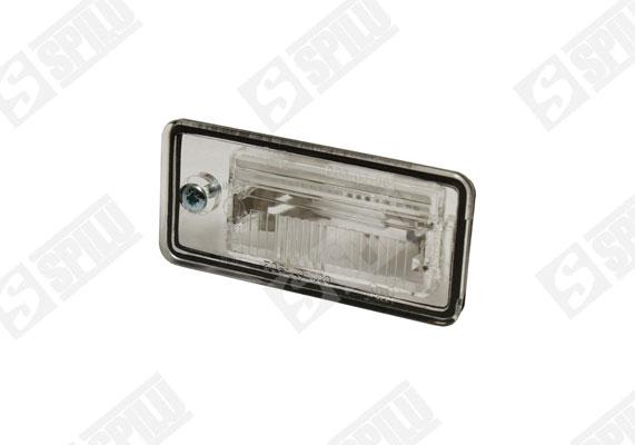 Eclairage de plaque SPILU 490419 (X1)