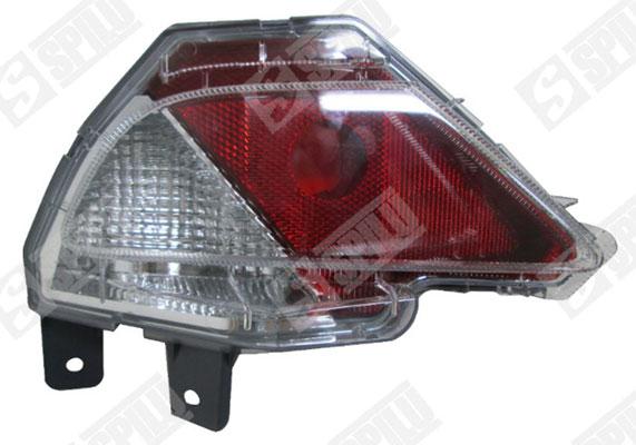 Optique / phare / feu SPILU 490634 (X1)