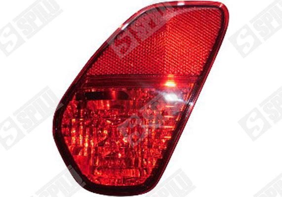 Optique / phare / feu SPILU 490679 (X1)