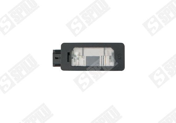 Eclairage de plaque SPILU 490717 (X1)