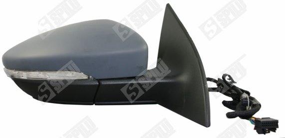 Retroviseur exterieur complet SPILU 56542 (X1)