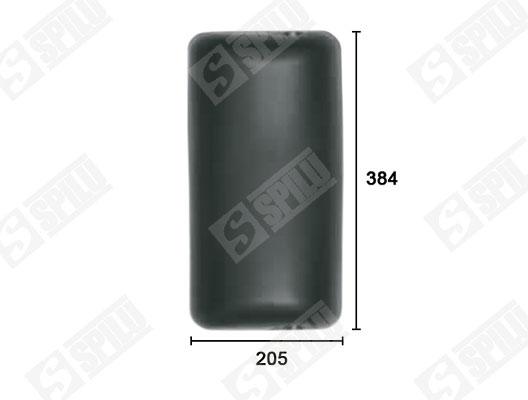 Retroviseur exterieur complet SPILU 61141 (X1)