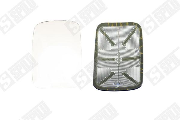 Glace de retroviseur exterieur SPILU 62082 (X1)