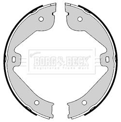 kit de frein arrière simple ou prémonté BORG & BECK BBS6373 (X1)