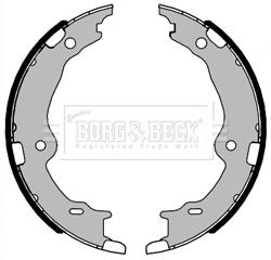 kit de frein arrière simple ou prémonté BORG & BECK BBS6473 (X1)