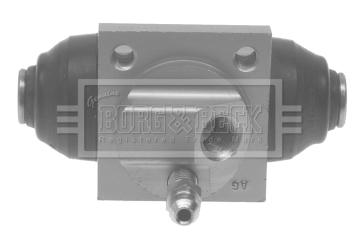 Cylindre de roue BORG & BECK BBW1895 (X1)