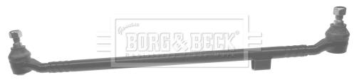 Barre de direction BORG & BECK BDL6156 (X1)