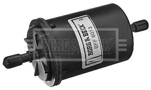 Filtre a carburant BORG & BECK BFF8013 (X1)
