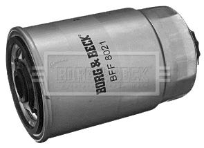 Filtre a carburant BORG & BECK BFF8021 (X1)