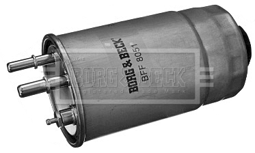Filtre a carburant BORG & BECK BFF8051 (X1)