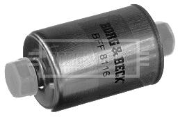 Filtre a carburant BORG & BECK BFF8116 (X1)