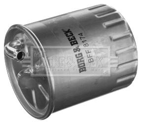 Filtre a carburant BORG & BECK BFF8174 (X1)
