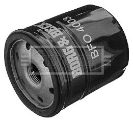 Filtre a huile BORG & BECK BFO4003 (X1)