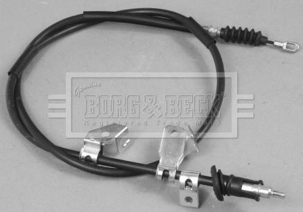 Cable de frein à main BORG & BECK BKB3062 (X1)