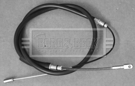 Cable de frein à main BORG & BECK BKB3695 (X1)