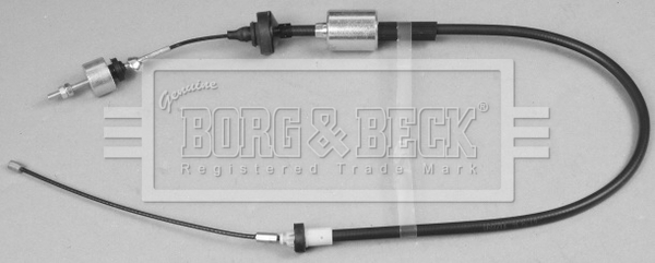 Cable d'embrayage BORG & BECK BKC2099 (X1)