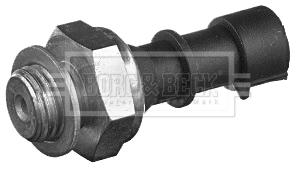 Capteur, pression d'huile BORG & BECK BOP1001 (X1)