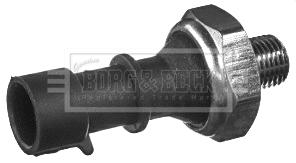 Capteur, pression d'huile BORG & BECK BOP1010 (X1)