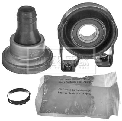 Accessoires de boite de vitesse BORG & BECK BPB1015 (X1)