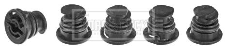 Bouchon de vidange BORG & BECK BPL106 (X1)