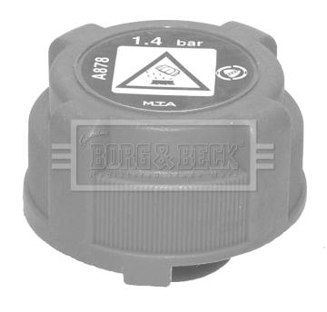 Bouchon, reservoir de liquide de refroidissement BORG & BECK BRC109 (X1)