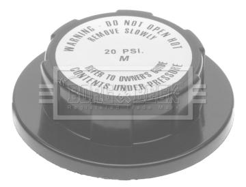 Bouchon, reservoir de liquide de refroidissement BORG & BECK BRC120 (X1)