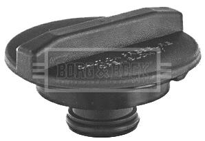 Bouchon, reservoir de liquide de refroidissement BORG & BECK BRC143 (X1)