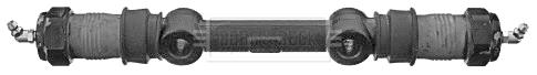 Kit de réparation palier de tourillon BORG & BECK BSK6024 (X1)