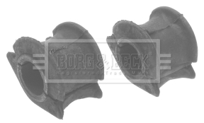 Kit de reparation barre stabilisatrice BORG & BECK BSK6087K (X1)