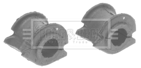 Kit de reparation barre stabilisatrice BORG & BECK BSK6095K (X1)
