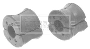 Kit de reparation barre stabilisatrice BORG & BECK BSK6322K (X1)
