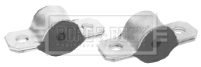 Kit de reparation barre stabilisatrice BORG & BECK BSK6598K (X1)