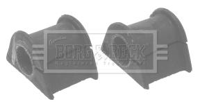 Kit de reparation barre stabilisatrice BORG & BECK BSK6601K (X1)