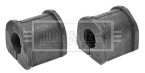 Kit de reparation barre stabilisatrice BORG & BECK BSK7028K (X1)