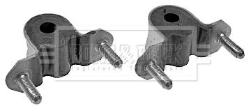 Kit de reparation barre stabilisatrice BORG & BECK BSK7127K (X1)