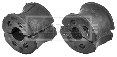 Kit de reparation barre stabilisatrice BORG & BECK BSK7894K (X1)