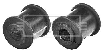 Kit de reparation barre stabilisatrice BORG & BECK BSK8007K (X1)