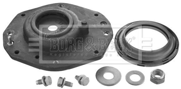 Coupelle d'amortisseur BORG & BECK BSM5063 (X1)