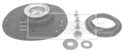 Coupelle d'amortisseur BORG & BECK BSM5064 (X1)
