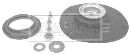 Coupelle d'amortisseur BORG & BECK BSM5065 (X1)
