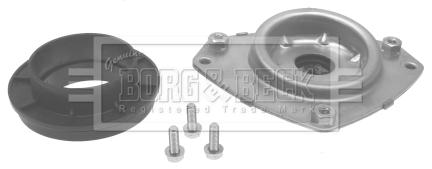 Coupelle d'amortisseur BORG & BECK BSM5101 (X1)