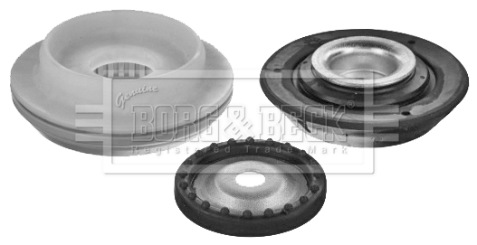 Coupelle de suspension BORG & BECK BSM5238 (X1)