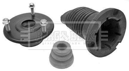 Coupelle d'amortisseur BORG & BECK BSM5331 (X1)